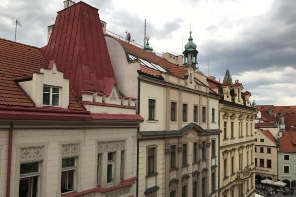 捷奧匈10天交通住宿一萬五全攻略