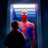 《蜘蛛人:新宇宙》(Spider-Man: Into the Spider-Verse) - 怎樣才夠格當蜘蛛人?