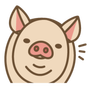 antiquepig
