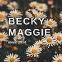 beckyxmaggie 籬籬刻思歌詞翻譯