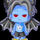 藍色小惡魔 圖像