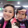 Ting媽 & Kai弟