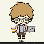 Kite。F