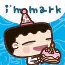 i'm mark 圖像