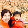 ozoc73 :野姜花胡蝶+波掬子:世界親子自助旅行