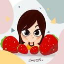 張草莓 圖像